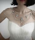 shoulder necklace,Necklace for the Shoulder, Wedding Stateman