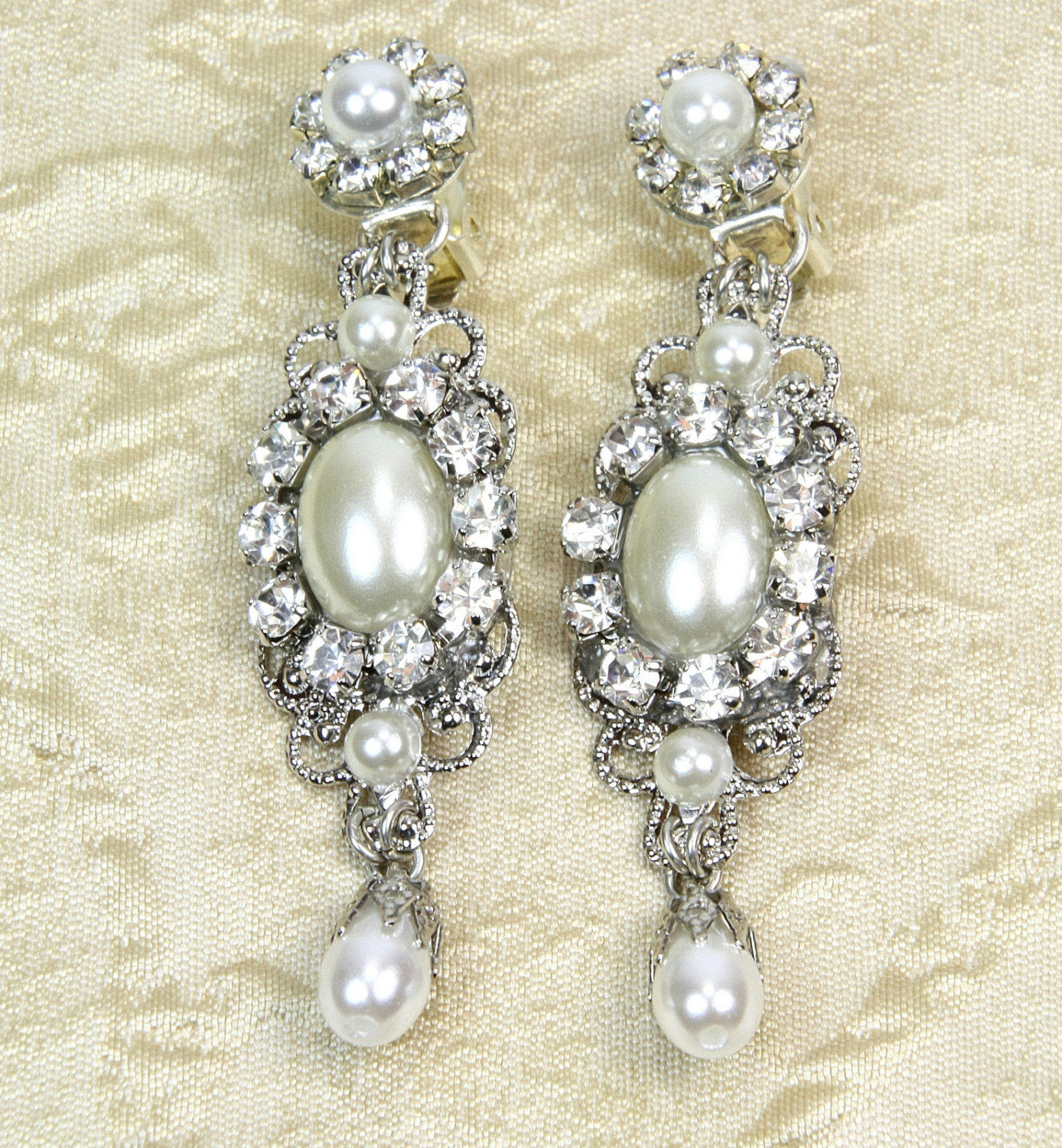 Chandelier earrings lila efrat davidsohn ilfullxfull413392761l14n ilfullxfull413396672nv1x wedding chandelier earrings arubaitofo Gallery