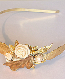 Bridal Headbands and Tiaras