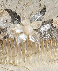 Bridal Hair comb and Hair pins